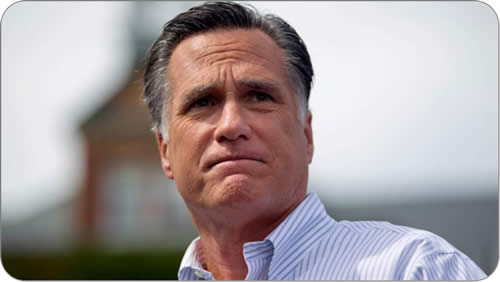 Mitt Romney And Financial Modelling