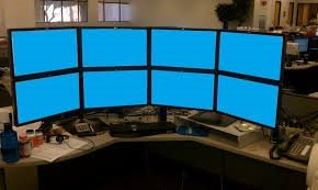 multiple monitors