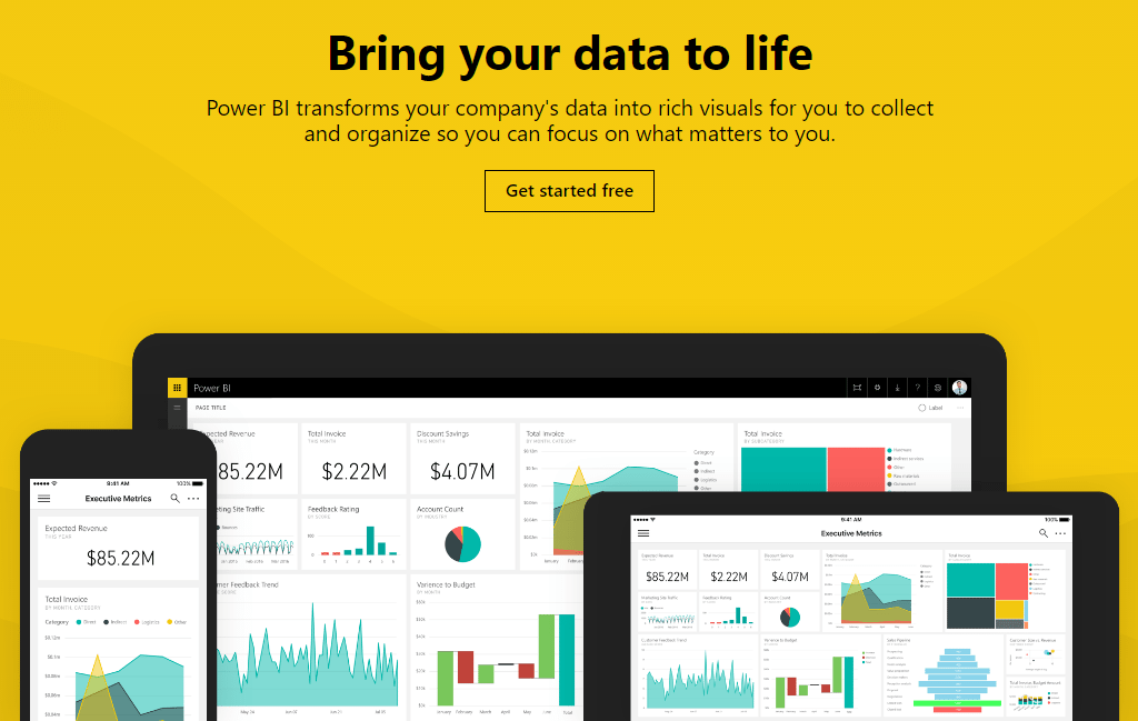 Top 10 reasons why winning CFOs are flocking to Power BI for
