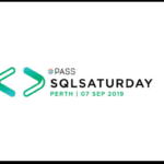 We're going to SQLSaturday 2019