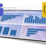Securely sharing Power BI in Teams